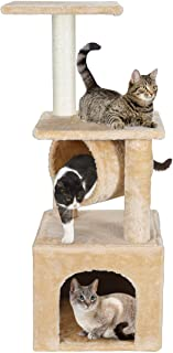 "BBBuy 37"" Cat Tree Activity Tower Cat House Furniture with Scratching Posts for Kittens"