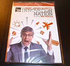 Innovation Nation with Mo Rocca: The Complete First Season