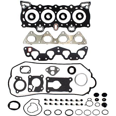 88-95 Honda Civic 1.5L SOHC D15B1 D15B2 D15B7 D16A6 Head Gasket Set Bolt Kit Fits