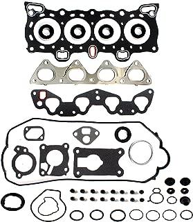 New EH604E1 Graphite Cylinder Head Gasket Set for 1988-95 Honda Civic Crx 1.5L Non-Vtec D15B D15B2 D15B6 D15B7 D15B8 1.6L D16A6 Engine