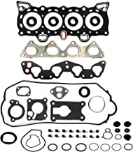 New EH604E1 Graphite Cylinder Head Gasket Set for 1988-95 Honda Civic Crx 1.5L Non-Vtec D15B D15B2 D15B6 D15B7 D15B8 1.6L D16A6 Engine