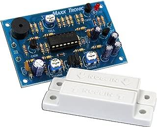 Door-Windows Alarm with Time delay 10-160seconds Assembled Kit 9-12VDC [MXA077]
