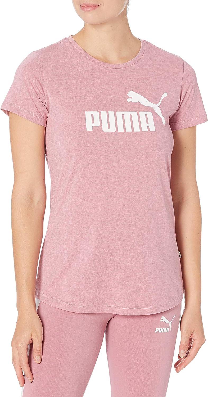 PUMA Women's Boston Ranking TOP16 Mall Essentials+ Tee