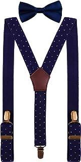 تعلیق پسران YJDS و کراوات کراوات پیش تنظیم شده کلیپ های قابل تنظیم قابل تنظیم را تنظیم می کنند