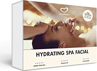Hydrating Spa Facial & Massage in New York Experience Gift Card NYC - GO DREAM - Sent in a Gift Package