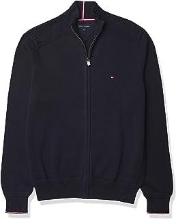 Men's Cotton Full Zip Sweater