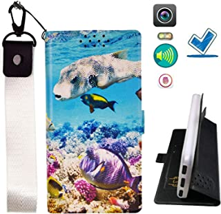 HYJPT Case for Sony Xperia T2 Ultra D5303 D5306 Cover Flip PU Leather + Silicone case Fixed YU