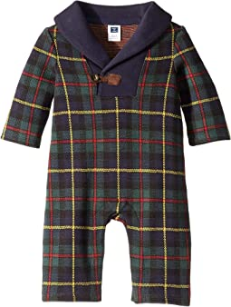 Shawl Collar One-Piece (Infant)