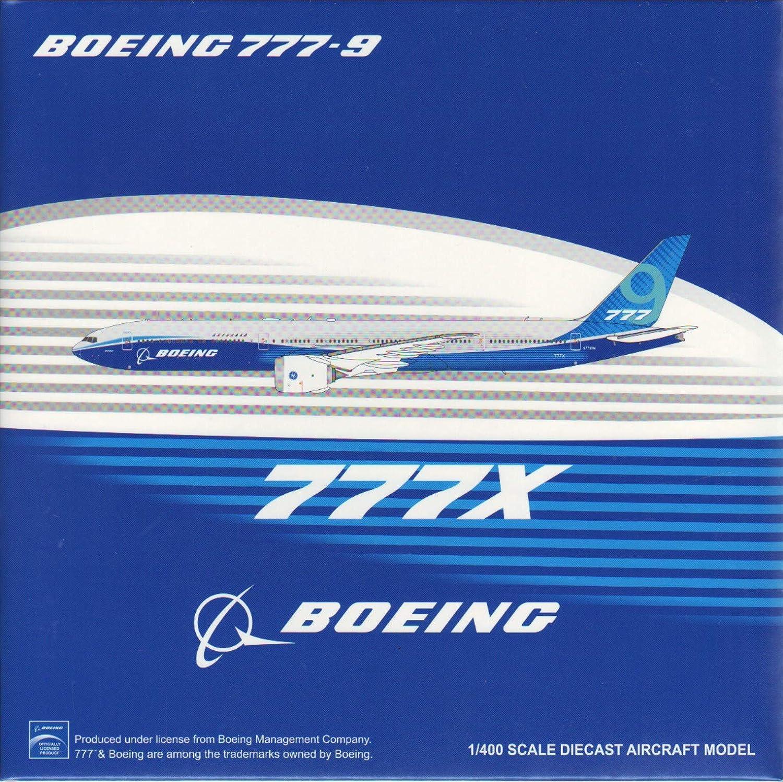 JCW4160 1:400 Brand Cheap Sale Venue JC Wings It is very popular B777X House Reg #N779XW Livery pre-Paint
