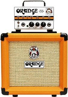 Orange Micro Terror Head and PPC108 Cabinet