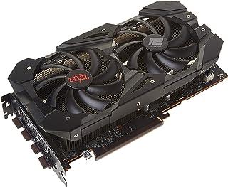 PowerColor AMD Radeon RX5600XT搭載 グラフィックボード GDDR6 6GB RED Devilシリーズ AXRX 5600XT 6GBD6-3DHE/OC