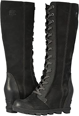 98f1c0a341b Women s Wedge Heel Knee High Boots + FREE SHIPPING
