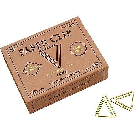 Paper Clip/ペーパークリップ A/1904年代 TTLB【ピンク】 TL003-A(PI)