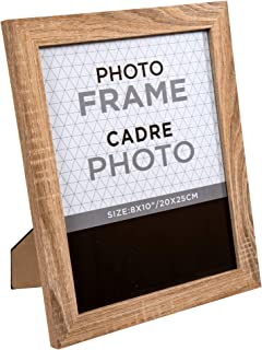 CTG Classic Light Wood Gallery Picture Frame, 8