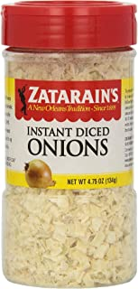 Zatarain's Diced Onions, 4.75 oz