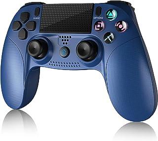 Gamory Mando para PS4, Inalámbrico Mando para Playstation 4/Pro/Slim/ PC Inalámbrico ControladorWireless Bluetooth Gamepa...