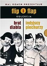 Flip i Flap: Indyjscy piechurzy / Brat diabła [BOX] [2DVD] (English audio. English subtitles)
