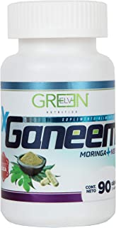 Green Elv Ganeem Moringa 90 capsules