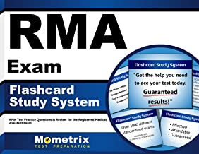RMA Exam Flashcard Study System: RMA Test Practice Questions & Review for the Registered Medical Assistant Exam