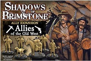 Fantasy Flight Games FFP07A01 Old West Ally Expansion: Shadows of Brimstone, Multicoloured