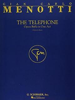 The Telephone: Full Score