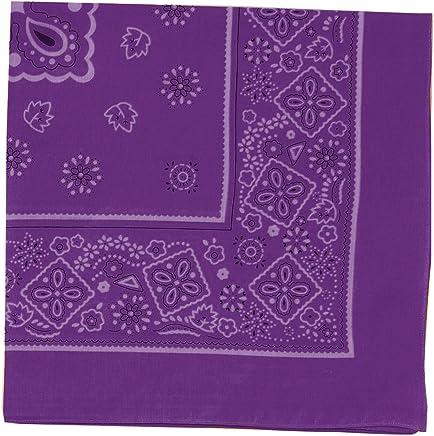 アーテック バンダナ 紫 001247