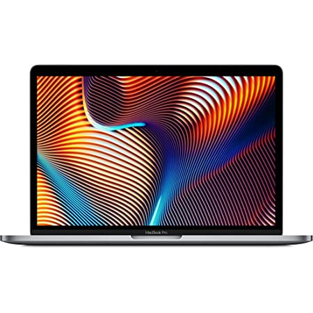 Apple MacBook Pro (13インチ, 一世代前のモデル, 8GB RAM, 512GBストレージ, 2.4GHzクアッドコアIntel Core i5プロセッサ) - スペースグレイ - USキーボード