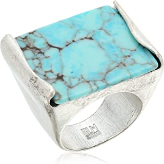 Best real turquoise stone ring Reviews