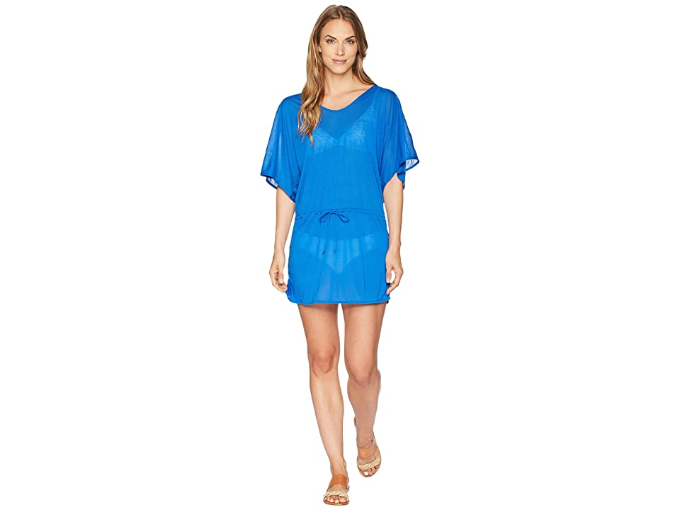 Prana Saida Kaftan (Island Blue) Women's Blouse
