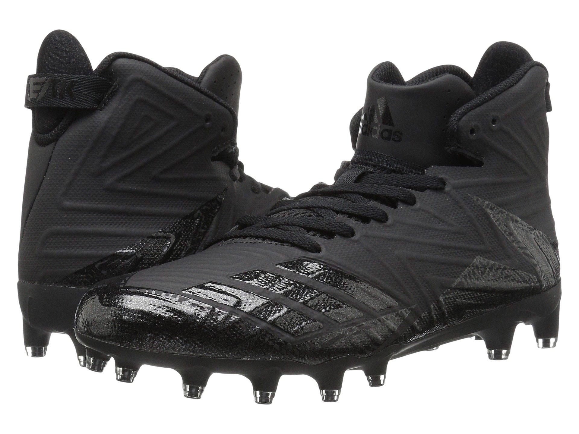 404b24b19444 Adidas Originals Freak X Carbon Mid Football In Black