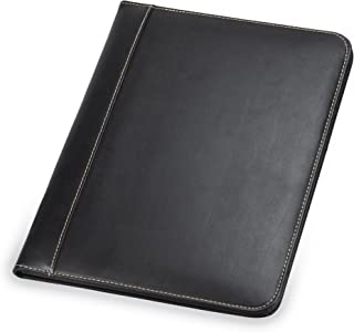 embossed leather binder