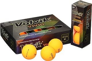 Volvik Vivid Golf Balls, Prior Generation (One Dozen)