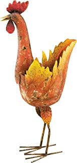 Regal Art & Gift Rustic Rooster Planter