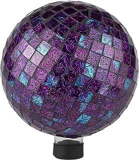 purple lily design