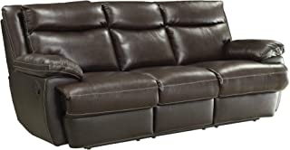 Coaster Home Furnishings Macpherson Motion Sofa Espresso