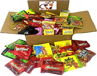 Box-O-Snacks Super Candy Variety Box 3 Pounds of Candy