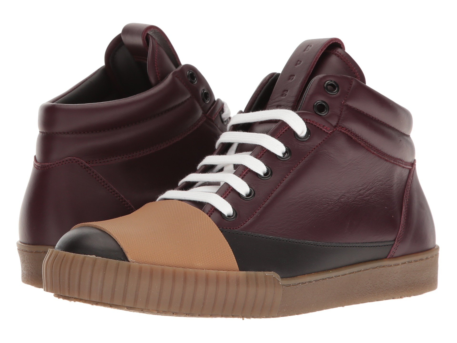 Banded High Top Sneaker MARNI ZNVBE
