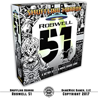 roswell 51 board game