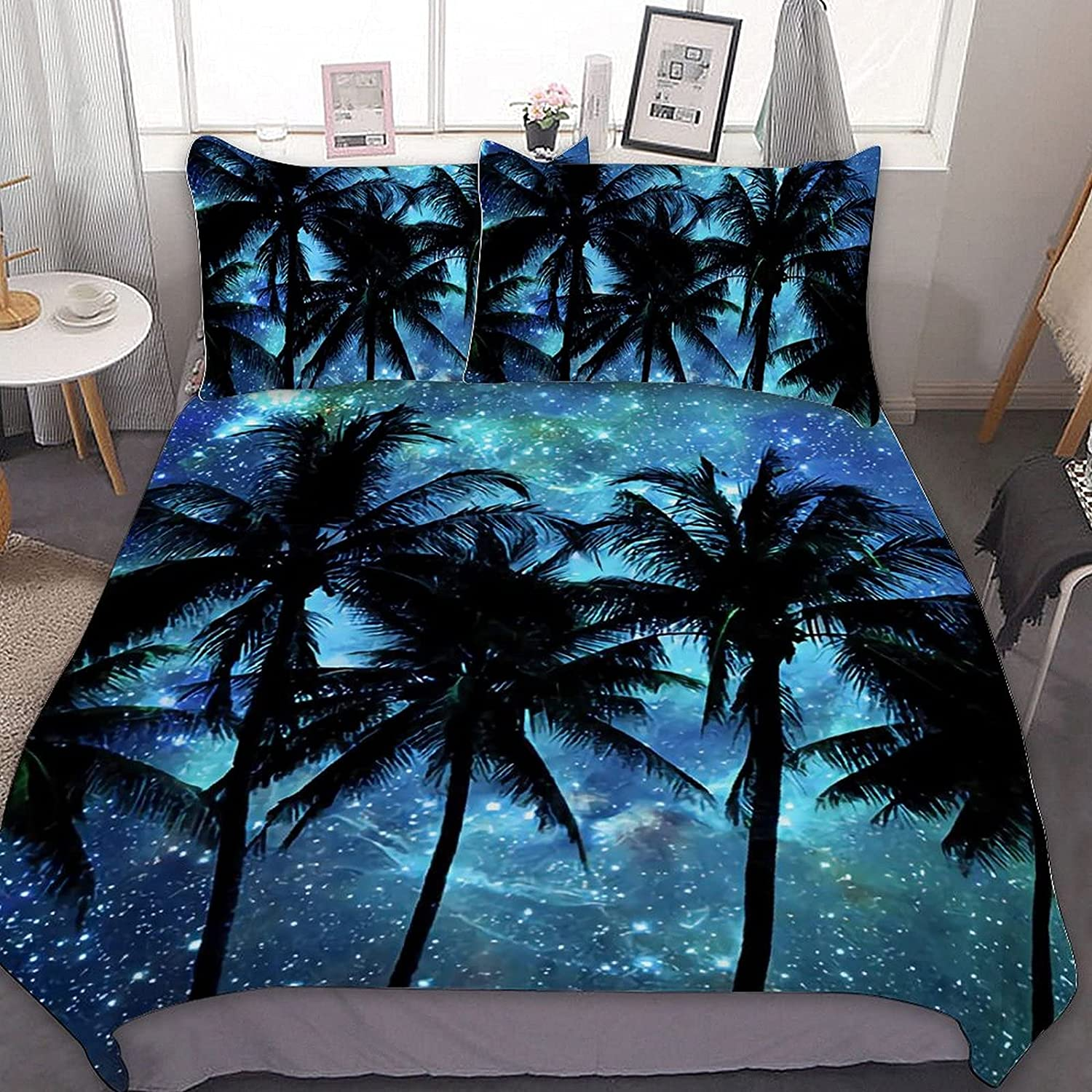 DGHREAW Watercolor Super special price Hawaiian Beach Soft F Ranking TOP18 Breathable Durable Twin