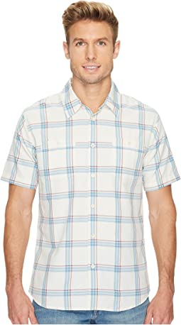 Island Job Update Short Sleeve Woven Shirt