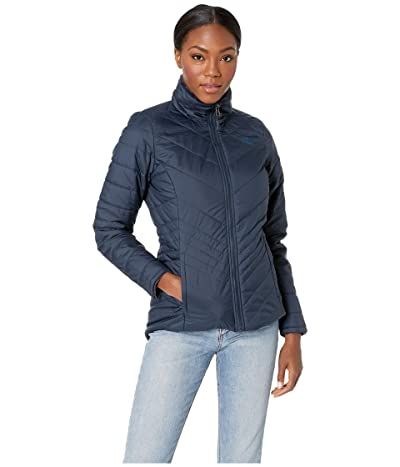 The North Face Mossbud Insulated Reversible Jacket (Urban Navy) Women