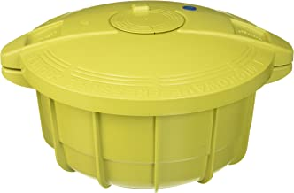 TTK Prestige PRMPC4G pressure cooker, 4 L/Medium, Green