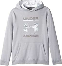 Under Armour Kids - UA Rival Camo Fill Hoodie (Big Kids)