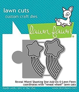 Lawn Fawn Lawn Cuts Custom Craft Die - LF1792 Reveal Wheel Shooting Star Add-On