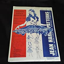 Vintage Jean Hardy Patterns Sewing Pattern Uncut 270 Square Dancing Wardrobe supplier_pappafamily