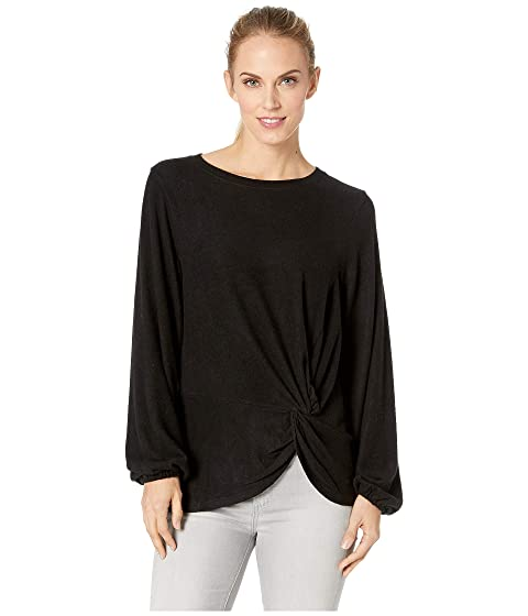B Collection By Bobeau Tops , BLACK