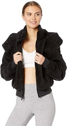 b8ef9fa43 Volcom Fuzzy Fresh Jacket | Zappos.com