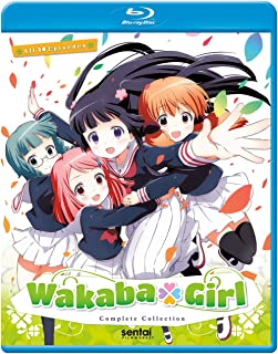 Wakaba Girl [Blu-ray] [Import]