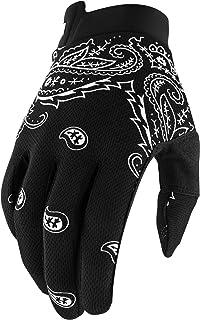 100% ITRACK Bandana Motocross Gloves - MX & Motor Sport...