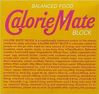 大塚製薬 カロリーメイト ブロック メープル 4本×10個
